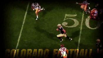 Colorado Buffaloes TV Spot, 'Football Season Tickets' - Thumbnail 7