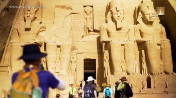 Archaeological Paths TV Spot, 'Royal Egypt Tour with Dr. Zahi Hawass' - Thumbnail 6
