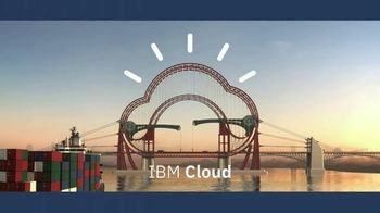 IBM Cloud TV Spot, \'Bridge\'