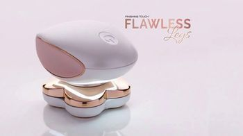 Finishing Touch Flawless Legs TV Spot, 'Instant and Painless Hair Removal' - Thumbnail 2