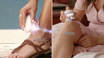Finishing Touch Flawless Legs TV Spot, 'Instant and Painless Hair Removal' - Thumbnail 8