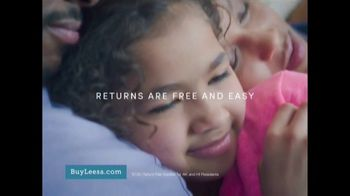 Leesa Pre-Labor Day Mattress Sale TV Spot, 'All About My Bed' - Thumbnail 6