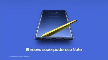 Samsung Galaxy Note9 TV Spot, 'El poderoso S Pen' canción de LSD [Spanish] - Thumbnail 10