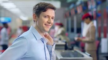 Emirates TV Spot, 'Upgrade Your Airline: Economy Class' - Thumbnail 9