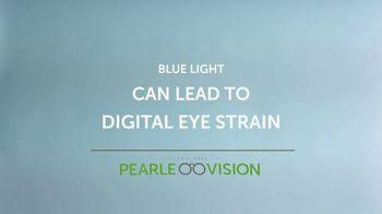 Pearle Vision TV Spot, 'Blue Light and Digital Eye Strain' - Thumbnail 3