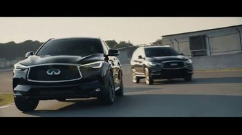 Infiniti Start Your Own Legacy Summer Event TV Spot, 'Two Engines' [T2] - Thumbnail 3