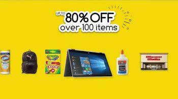 Office Depot TV Spot, 'Emotional Drop Off: Dell 2-in-1' - Thumbnail 8
