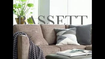Bassett Labor Day Sale TV Spot, 'Spruce Up Your Space' - Thumbnail 1