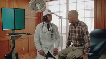 VICE Golf TV Spot, 'Doctor's Office' Featuring Erik Lang - Thumbnail 1