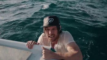 VICE Golf TV Spot, 'On a Boat' Featuring Erik Lang - Thumbnail 2