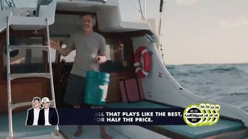 VICE Golf TV Spot, 'On a Boat' Featuring Erik Lang - Thumbnail 3