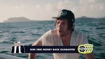 VICE Golf TV Spot, 'On a Boat' Featuring Erik Lang - Thumbnail 5