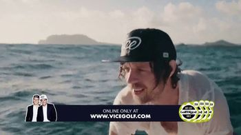 VICE Golf TV Spot, 'On a Boat' Featuring Erik Lang - Thumbnail 7