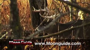 Moon Guide TV Spot, 'Know When Deer Move'