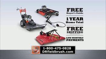 DR Power Equipment TV Spot, 'Field and Brush Mowers' - Thumbnail 10