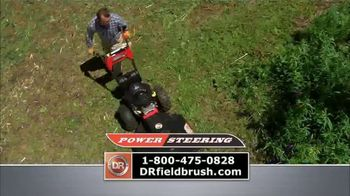 DR Power Equipment TV Spot, 'Field and Brush Mowers'
