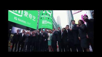 NASDAQ TV Spot, 'IQIYI Inc' - Thumbnail 10