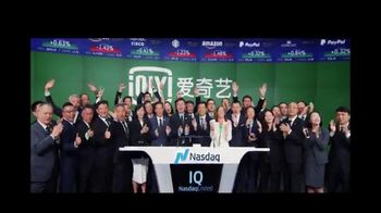 NASDAQ TV Spot, 'IQIYI Inc' - Thumbnail 5