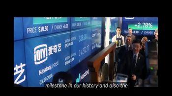 NASDAQ TV Spot, 'IQIYI Inc' - Thumbnail 9