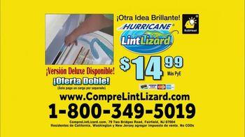 Hurricane Lint Lizard TV Spot, 'Secadoras sucias' [Spanish] - Thumbnail 10