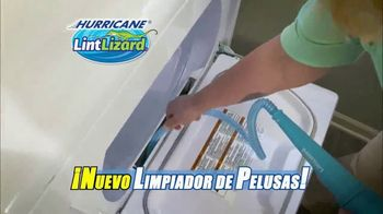 Hurricane Lint Lizard TV Spot, 'Secadoras sucias' [Spanish] - Thumbnail 2