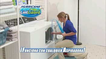 Hurricane Lint Lizard TV Spot, 'Secadoras sucias' [Spanish] - Thumbnail 3
