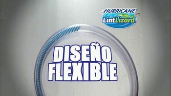 Hurricane Lint Lizard TV Spot, 'Secadoras sucias' [Spanish] - Thumbnail 4