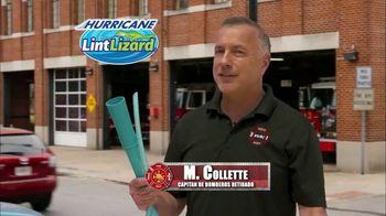 Hurricane Lint Lizard TV Spot, 'Secadoras sucias' [Spanish] - Thumbnail 7