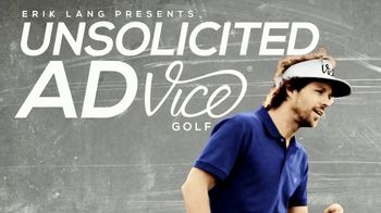 VICE Golf Balls TV Spot, 'Unsolicited Advice: Don't Let Go' Feat. Erik Lang - Thumbnail 2