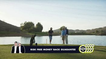 VICE Golf Balls TV Spot, 'Unsolicited Advice: Don't Let Go' Feat. Erik Lang - Thumbnail 7