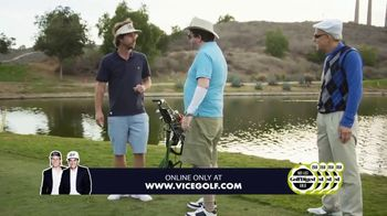VICE Golf Balls TV Spot, 'Unsolicited Advice: Don't Let Go' Feat. Erik Lang - Thumbnail 8