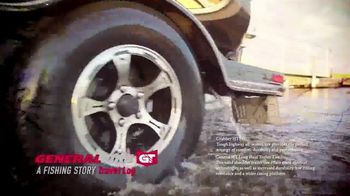 General Tire TV Spot, 'A Fishing Story: The Open Road' - Thumbnail 3