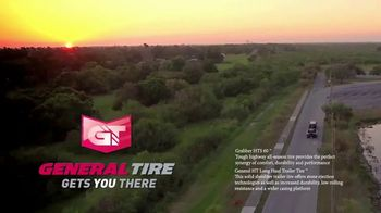 General Tire TV Spot, 'A Fishing Story: The Open Road' - Thumbnail 8