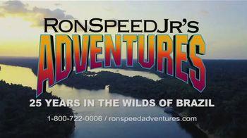 Ron Speed Jr. Adventures TV Spot, 'Roam the Rivers of the Amazon' - Thumbnail 9