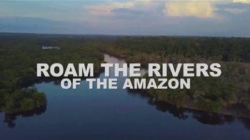 Ron Speed Jr. Adventures TV Spot, 'Roam the Rivers of the Amazon' - Thumbnail 2