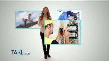 Takl TV Spot, 'Small Jobs, Big Results' - Thumbnail 2