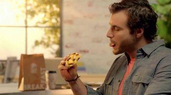 Taco Bell $2 Steak & Egg Stacker TV Spot, 'Three Layers High' - Thumbnail 8