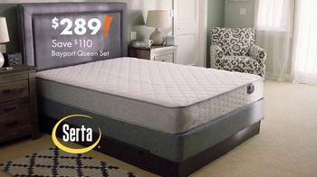 Big Lots Big Labor Day Sale TV Spot, 'Serta' - Thumbnail 5