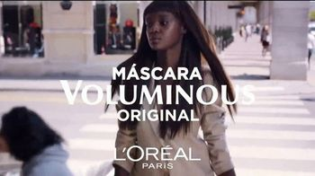L'Oreal Paris Voluminous Original Mascara TV Spot, 'El poder' [Spanish]