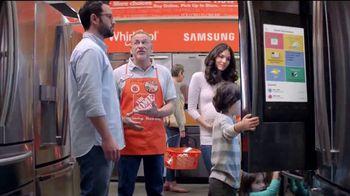 The Home Depot Labor Day Savings TV Spot, 'Lavadora y secadora' [Spanish] - Thumbnail 4