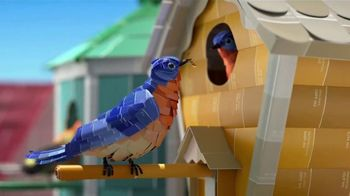 Sherwin-Williams Color Sweet Color Sale TV Spot, \'Bird: Cozy Up\'