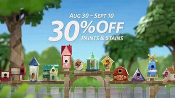 Sherwin-Williams Color Sweet Color Sale TV Spot, 'Bird: Cozy Up' - Thumbnail 8