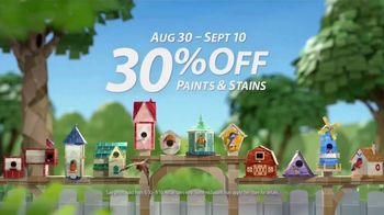 Sherwin-Williams Color Sweet Color Sale TV Spot, 'Bird: Cozy Up' - Thumbnail 9