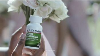 Excedrin Extra Strength TV Spot, 'Wedding' - Thumbnail 6