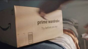Amazon Prime Wardrobe TV Spot, 'Interview' - Thumbnail 5