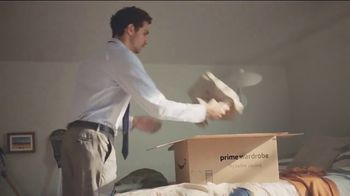 Amazon Prime Wardrobe TV Spot, 'Interview' - Thumbnail 9