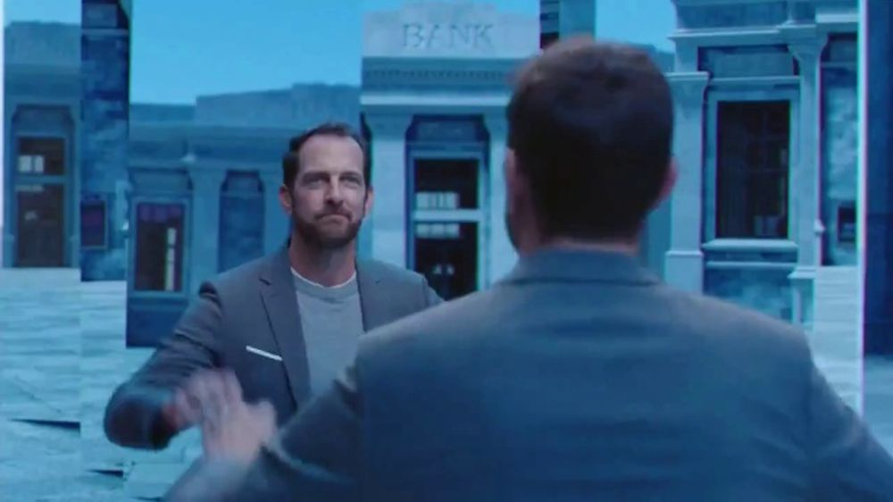 Capital One Caf??s TV Commercial, 'Hall of Mirrors'