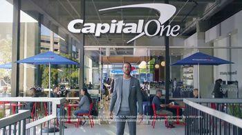 Capital One Cafés TV Spot, 'Hall of Mirrors' - Thumbnail 10
