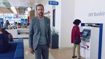 Capital One Cafés TV Spot, 'Hall of Mirrors' - Thumbnail 7