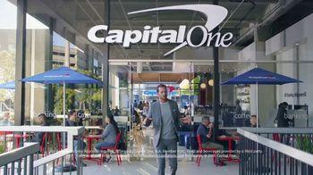 Capital One Cafés TV Spot, 'Hall of Mirrors' - Thumbnail 9